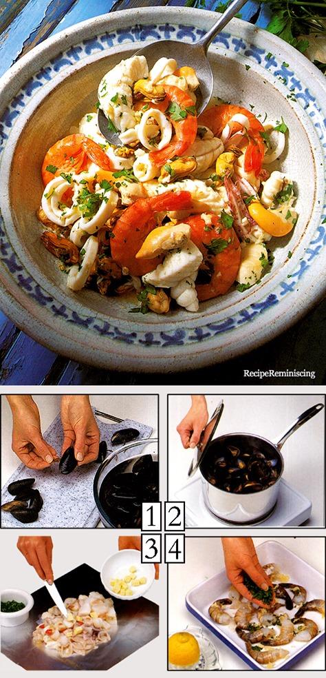 Insalata di Mare - Havets Salat