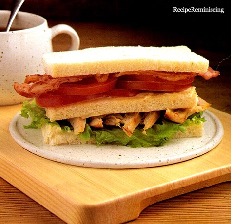 Club Sandwich Dagwood