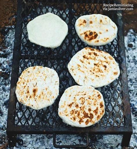 Flate Navajo Brød