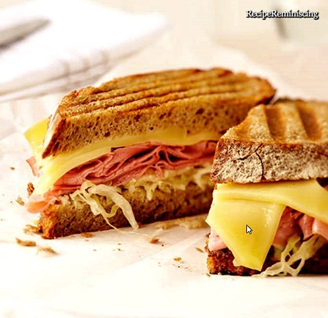 New York Reuben Sandwich