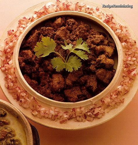 Roganjhost – Mild Lamb Curry