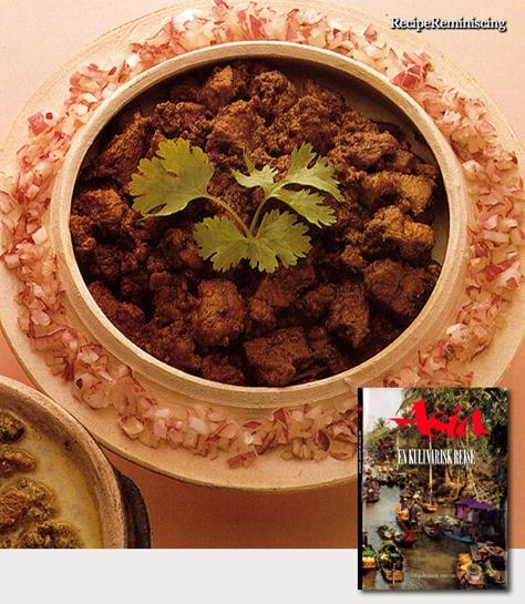 Roganjhost – Mild Lamb Curry / Mild Lammekarri
