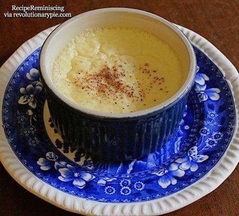 1800-talls Sykeleiepudding