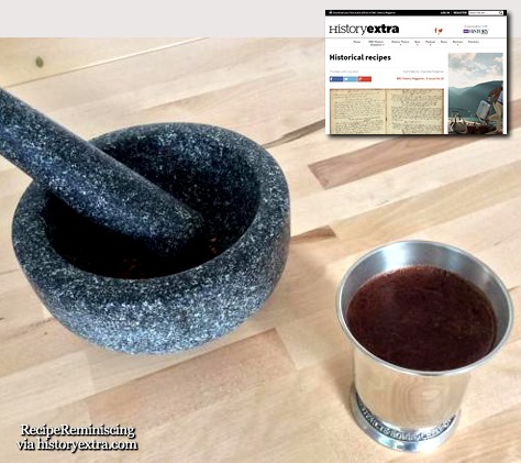 Spiced Hot Chocolate / Krydret Varm Sjokolade