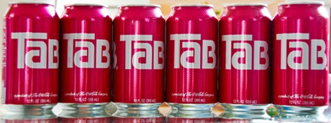 Soda & Soft Drink Saturday - TaB