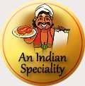 traditional badge indian speciality