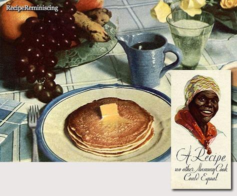 Aunt Jemima Pancakes Variations