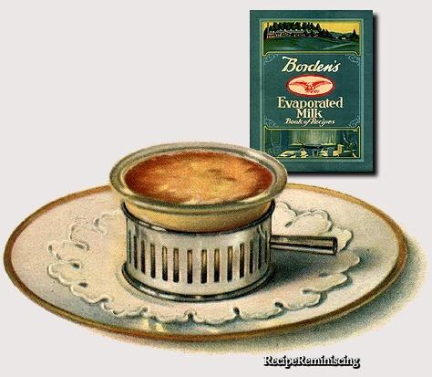 Baked Cup Custard / Ovnsbakt Vaniljepudding