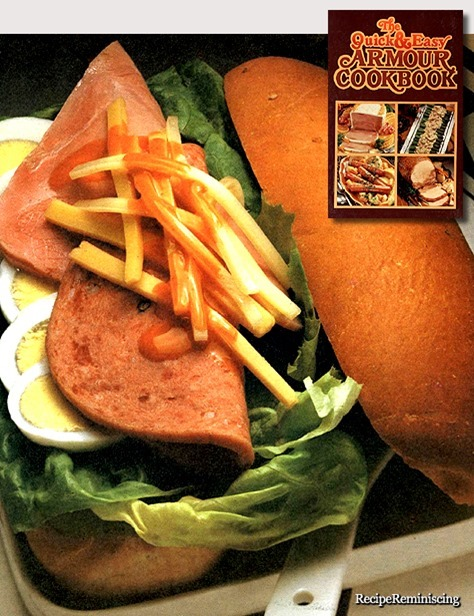 Chef's Sandwich / Kokkens Sandwich