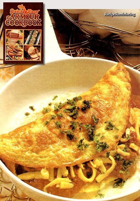 Chili Omelet / Chili Omelett