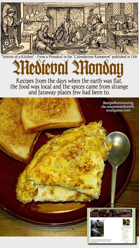 Medieval Monday - Hanoney
