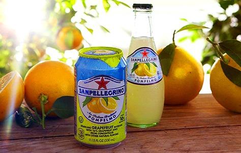 Soda & Soft Drink - Sanpellegrino Aranciata