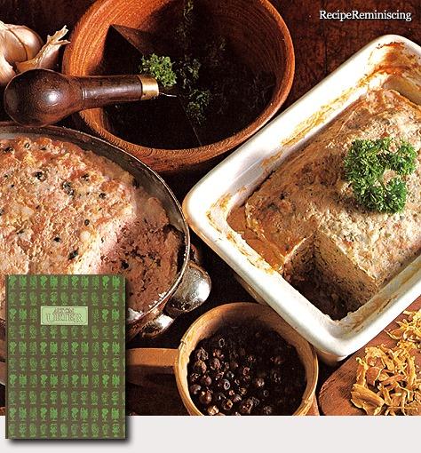 Kylling- og Estragonpaté