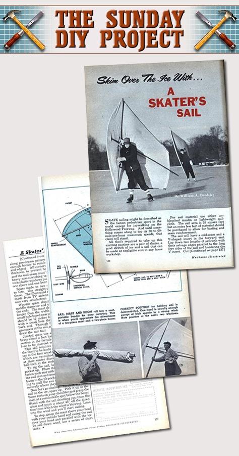 Skaters sail