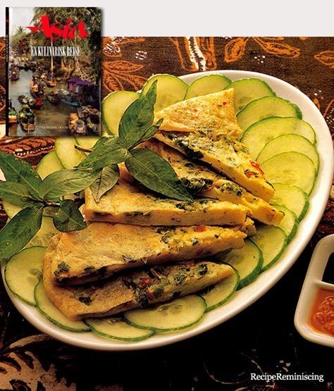Teurdada Biase – Malaysian Family Omelet / Malaysisk Famileomelett
