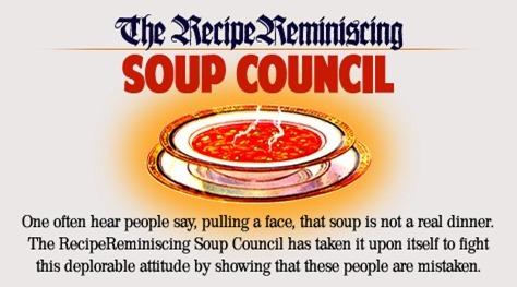 Split Pea & Ham Soup / Gul Ertesuppe med Skinke