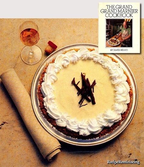 Tourtière de Crème Grand Mernier