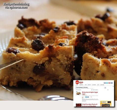 Pinza – Venetian Cornmeal Cake / Maismelkaker fra Venezia