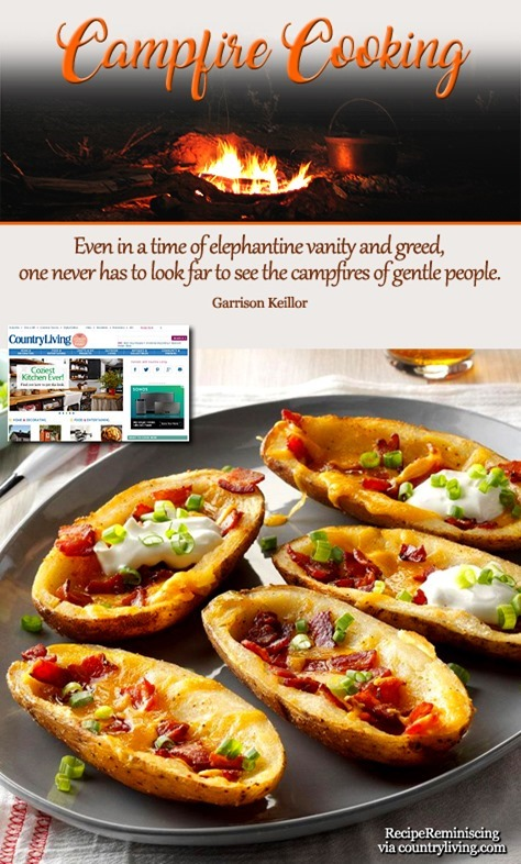 Bacon Cheddar Potato Skins / Bacon & Cheddar Potetskall