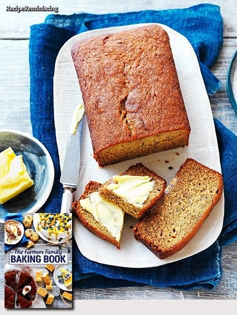 Banana Bread / Bananbrød