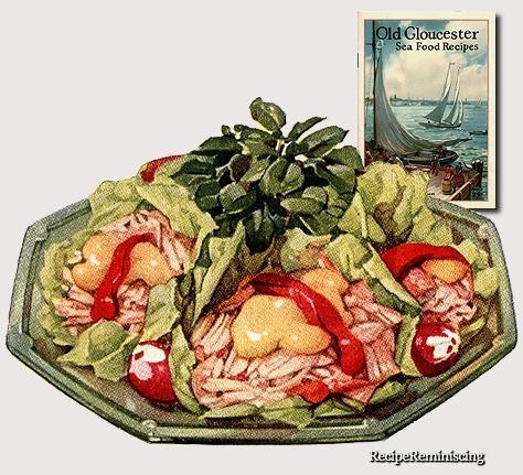 Crabmeat Salad / Krabbesalat