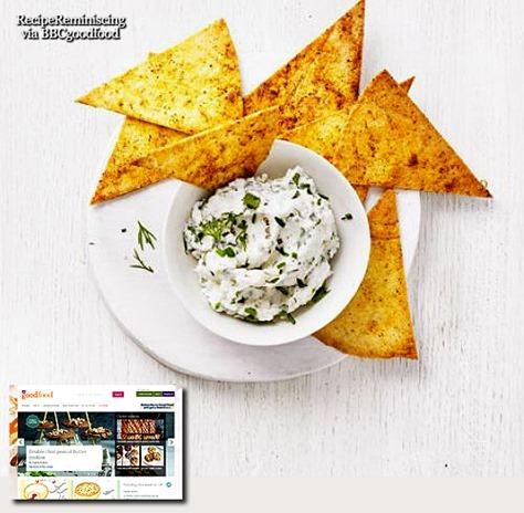 Homemade Cajun Tortilla Chips / Hjemmelagede Cajun Tortillachips