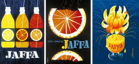 Soda & Soft Drink Saturday - Jaffa