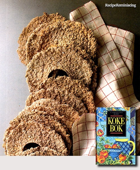 Norwegian Traditional Crispbread