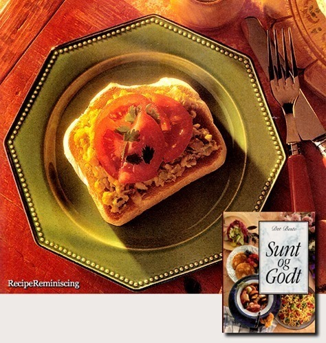 Spicy Beans on Toast / Krydrede Bønner på Toast