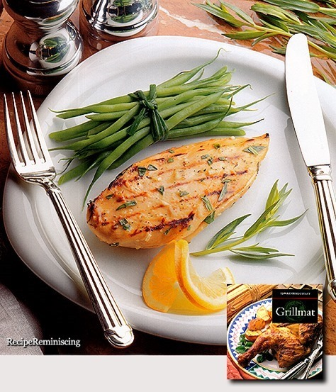 Chicken Breast with Lemon / Kyllingbryst med Sitron