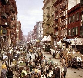 New York 1900