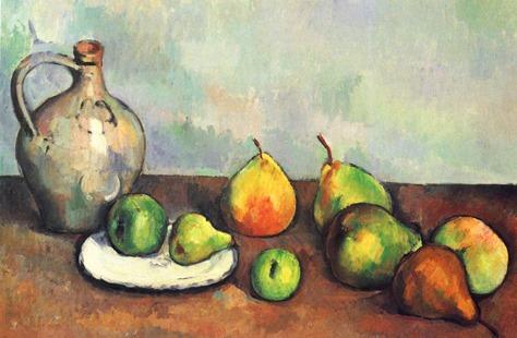 Paul Cezanne 1890s
