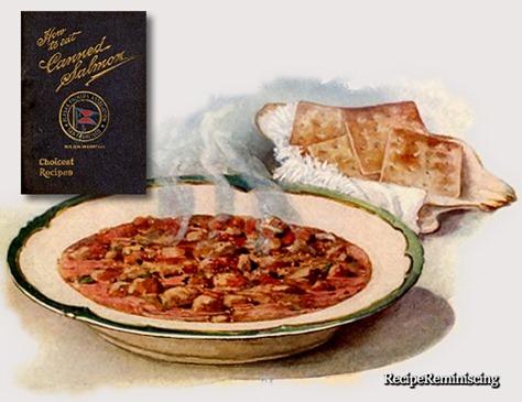 Salmon Chowder / Laksesuppe
