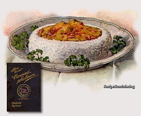 Salmon Curry / Laksekarri