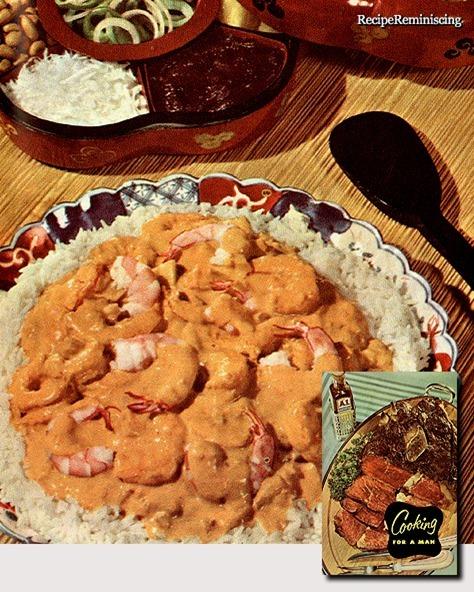 Shrimp Curry / Rekekarri