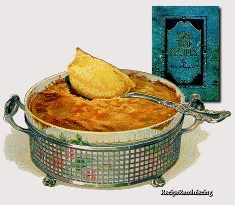 Virginia Spoon Corn Bread / Maisskjebrød Fra Virginia