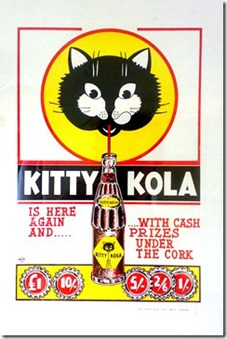 Soda & Soft Drink Saturday - Kitty Kola