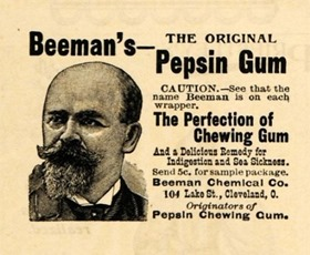 Chew on This -  The History of Gum