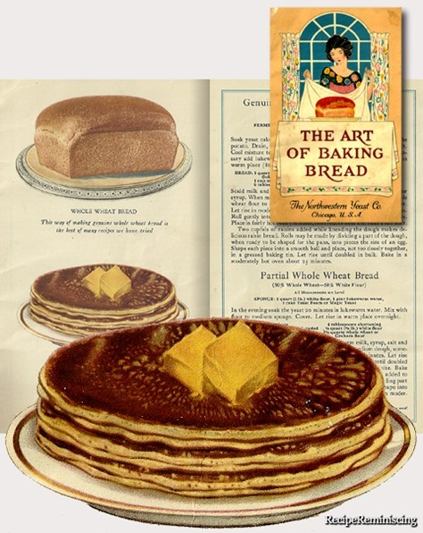 Buckwheat Cakes / Bokhvetepannekaker