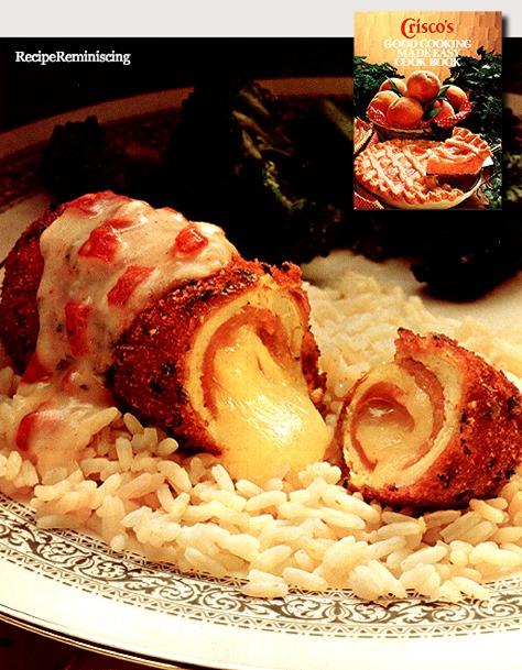 Chicken Rolls Special