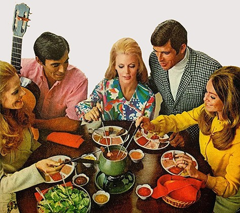 The History of Fondue