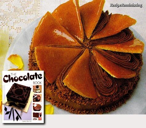 Hungarian Dobos Torte / Ungarsk Dobos Torte