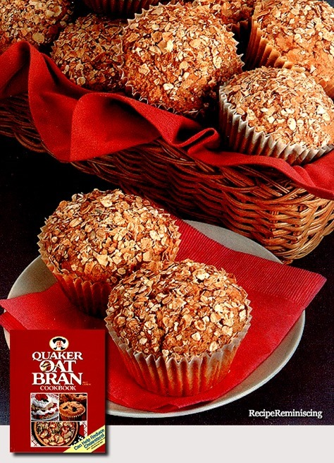 Double Oat Muffins / Muffins med Dobbel Havre