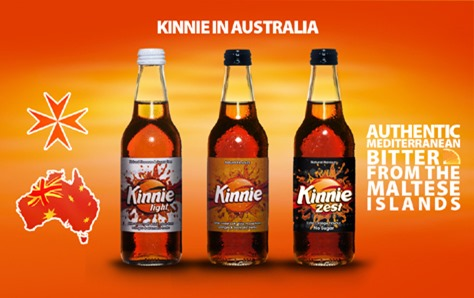 Soda & Soft Drink Saturday - Kinnie
