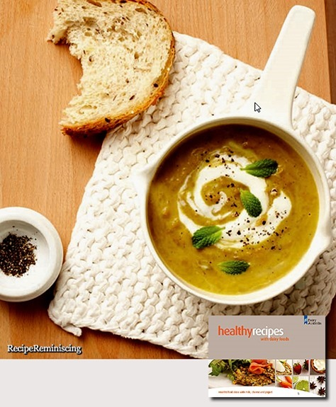 Indian Caramelised Onion and Split Pea Soup / Indisk Karamellisert Løk- og Ertesuppe