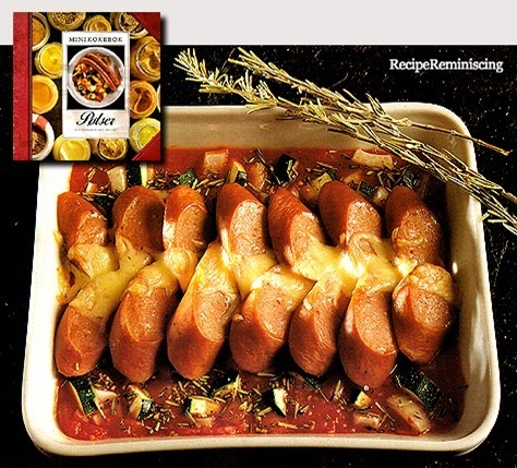 Italian Sausage Mould / Italiensk Pølseform