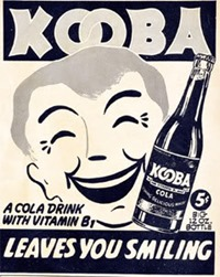 Soda & Soft Drink Saturday - Kooba Cola