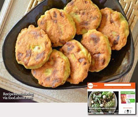 Maakouda – Traditional Moroccan Potato Patties / Tradisjonelle Marokkanske Potetkaker