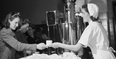 When Britain Fought Against The Tyranny Of Tea Breaks