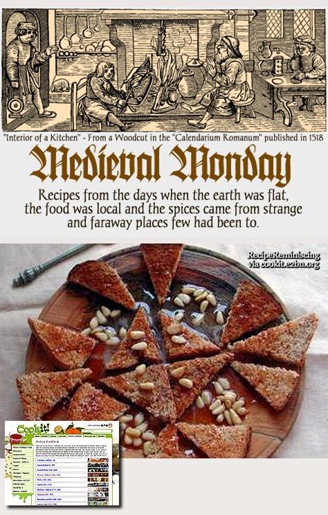 Medieval Monday – Pokerounce